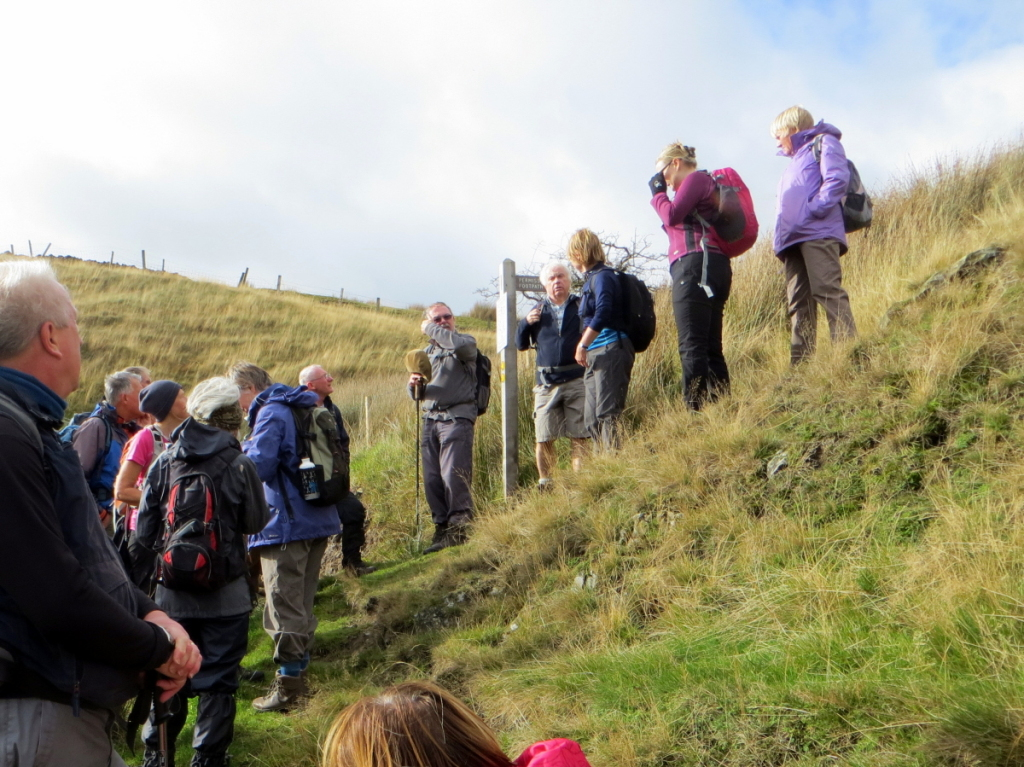 BWF Brian Griffiths explains work done by ECR to develop new permissive path